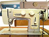 Модели швейных машин Чайка